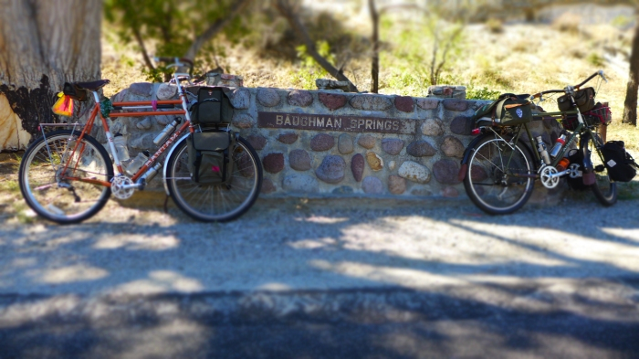 Baughman Springs.