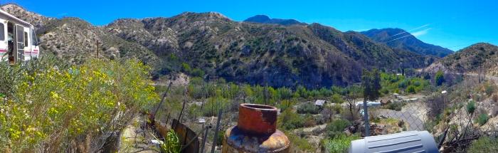 Mill Creek Panorama