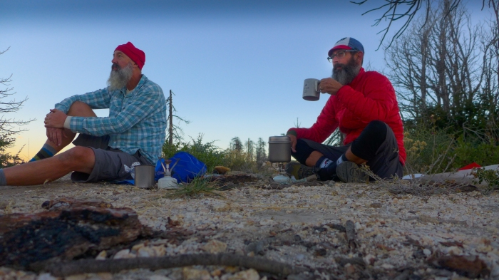 Camp Coffee & Tea