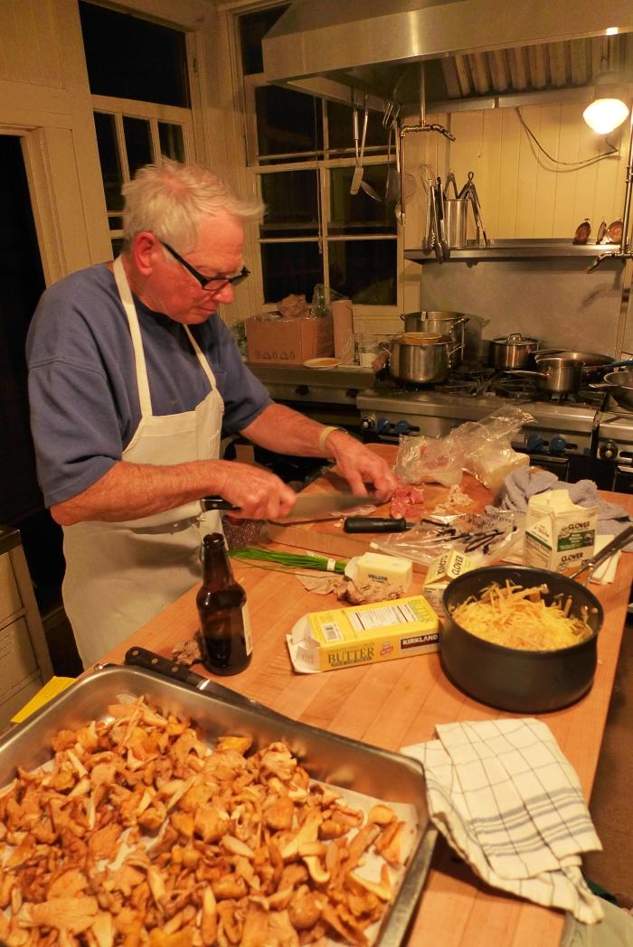Dinner Prep (Image by David Estes).
